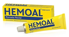 Imagen del producto HEMOAL POMADA RECTAL 30G