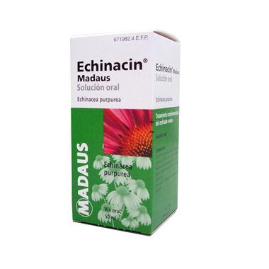 Imagen del producto ECHINACIN MADAUS 800 MG/ML SOLUCIÓN ORAL GOTAS 50 ML