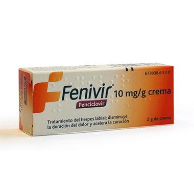 Imagen del producto FENIVIR 10 MG/G CREMA 2 G