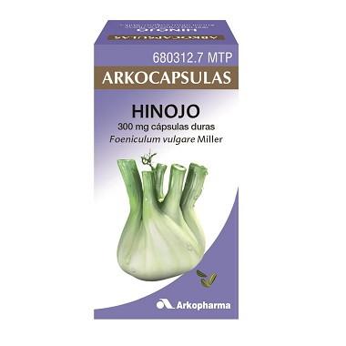 Imagen del producto ARKOCÁPSULAS HINOJO 300 MG 50 CÁPSULAS DURAS