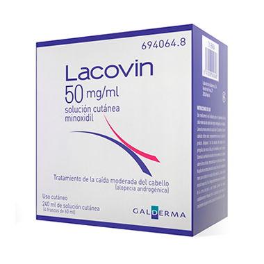 Imagen del producto LACOVIN 50 MG/ML 240 ML