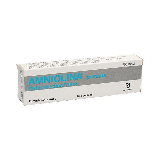 Imagen del producto AMNIOLINA POMADA 50 G