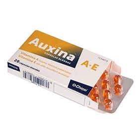 Imagen del producto AUXINA A+E CÁPSULAS BLANDAS, 20 CÁPSULAS