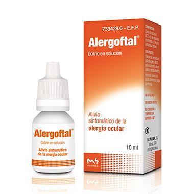 Imagen del producto ALERGOFTAL COLIRIO 10 ML