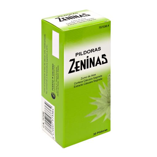 Imagen del producto PILDORAS ZENINAS 30 PILDORAS