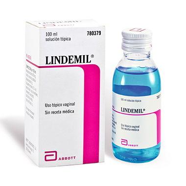 Imagen del producto LINDEMIL SOLUCIÓN 100 ML