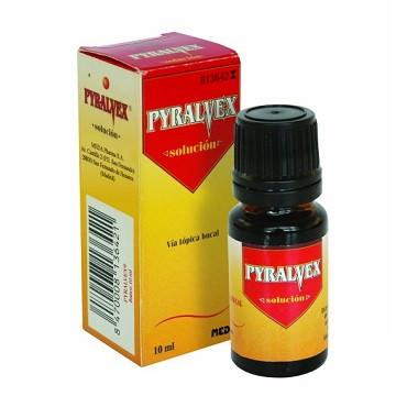 Imagen del producto PYRALVEX SOLUCIÓN 10 ML