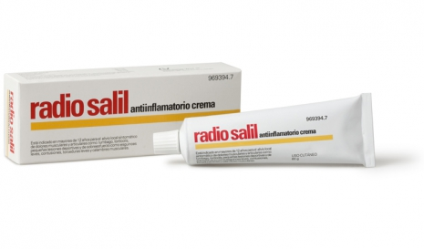 Imagen del producto RADIO SALIL ANTIINFLAMATORIO CREMA 30 G