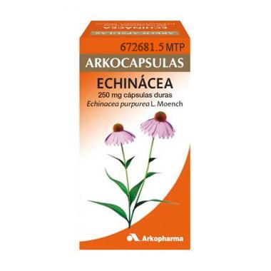 Imagen del producto ARKOCÁPSULAS ECHINACEA 250 MG 100 CÁPSULAS DURAS