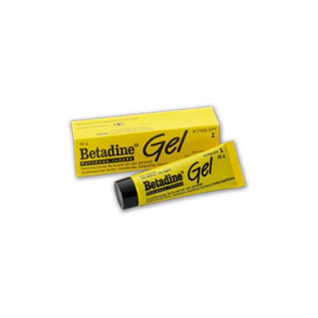 Imagen del producto BETADINE 10% GEL 30 G