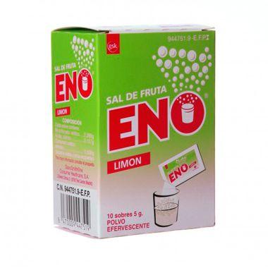 Imagen del producto SAL DE FRUTA ENO LIMON  5 G 10 SOBRES