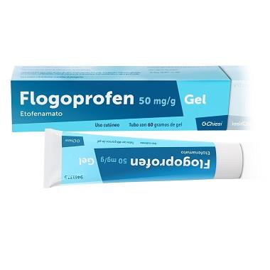 Imagen del producto FLOGOPROFEN  50 MG/G GEL 60G