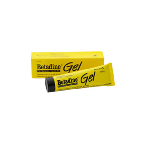 Imagen del producto BETADINE 10% GEL 100 G