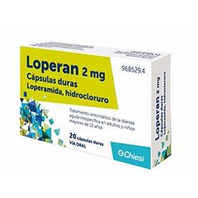 Imagen del producto LOPERAN 20 CÁPSULAS