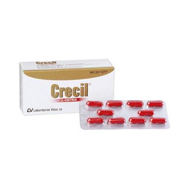 Imagen del producto CRECIL 500 MG 40 CÁPSULAS