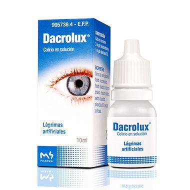 Imagen del producto DACROLUX COLIRIO 10 ML