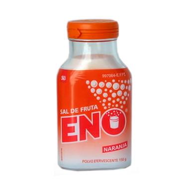 Imagen del producto SAL DE FRUTA ENO NARANJA POLVO EFERVESCENTE 150 G