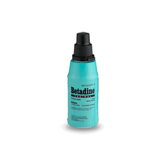 Imagen del producto BETADINE VAGINAL 10% SOLUCIÓN 125 ML