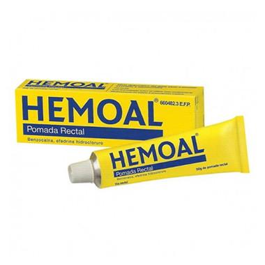 Imagen del producto HEMOAL POMADA RECTAL 50G